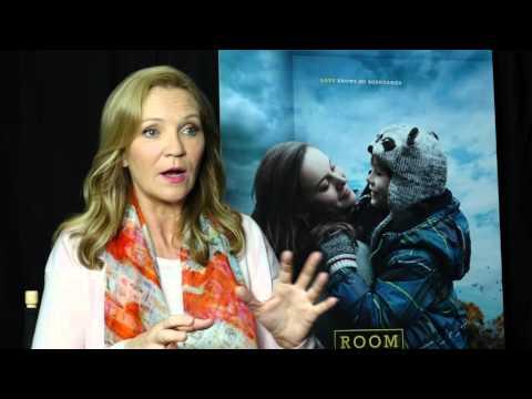 LA HABITACIÓN - Entrevista a Joan Allen