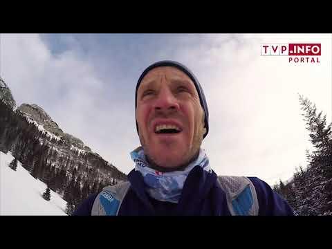 Reporter TVP w drodze do bazy pod K2