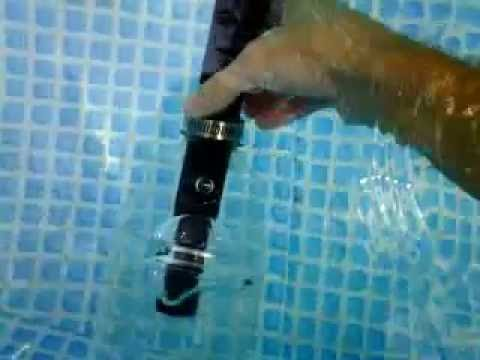 Intex Pool Vacuum Quot System Quot Homemade Youtube