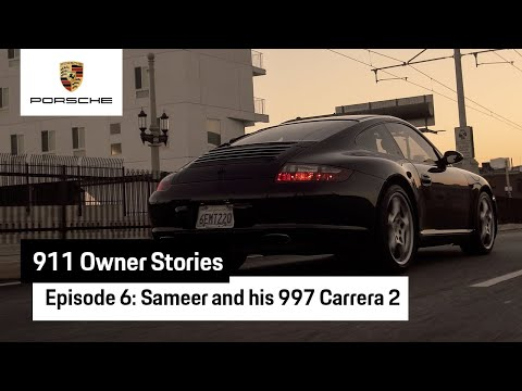 911 Owner Stories: Sameer and his 997 Carrera 2