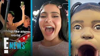 Inside Kylie Jenner's Star-Studded 2nd Birthday Party for Stormi | E! News