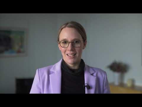 Miljøminister Lea Wermelins videohilsen til ROCKWOOL under uddeling af EU's Miljøpris 2020