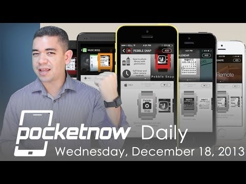 2K Display Smartphone Announced, Pebble App Store, Microsoft CEO News & More - Pocketnow Daily - Smashpipe Tech