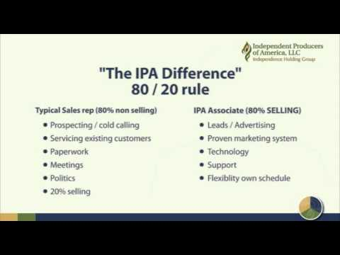 IPA Family Marketing and IPA Family - Zero Complaints Here