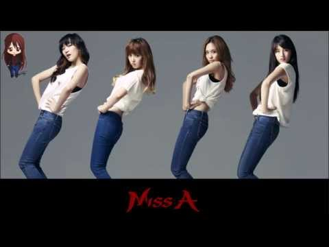 Love alone [Miss A] (Sub Español)