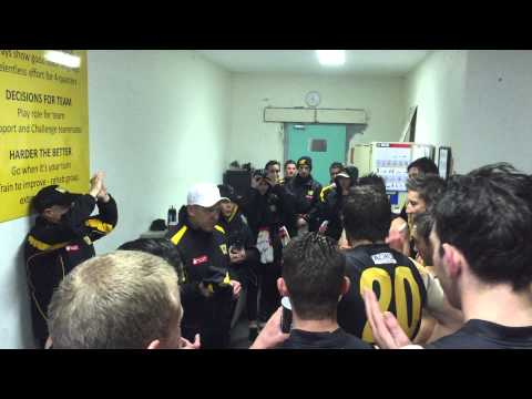 Rd 13 Vs Geelong - Jumper Presentation