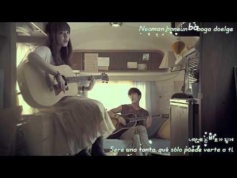 Juniel (Ft.Yong Hwa) - Fool MV Sub Español - Romanización - Hangul - KARAOKE