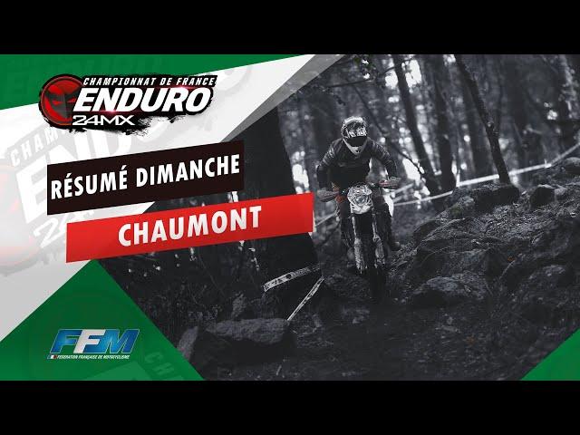 CDF enduro 2021 Chaumont - J2