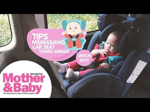 Tips Memasang Car Seat yang Aman Untuk Bayi