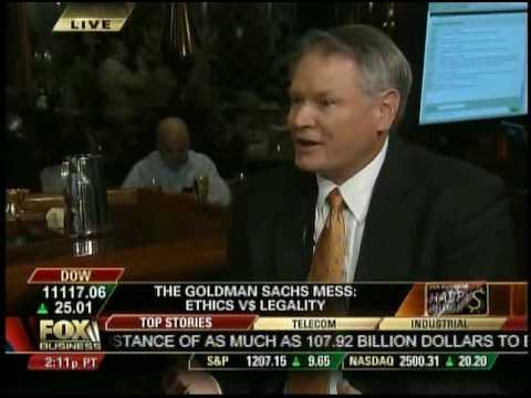 Appearance on Fox Business News