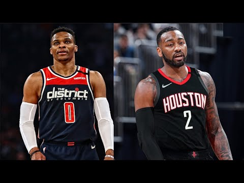 The Houston Rockets Traded Russell Westbrook for John Wall