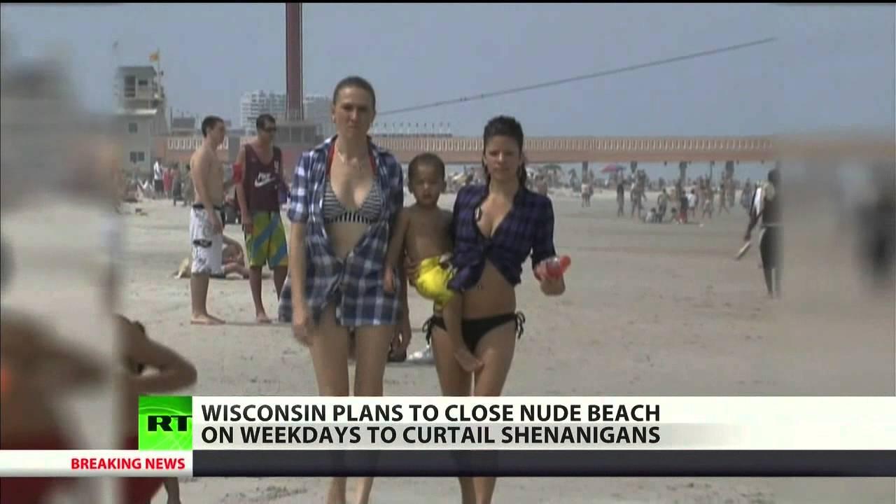 Wisconsin nude beaches understand