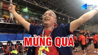 Cảm xúc riêng của trưởng đoàn bóng đá nữ Việt Nam khi vô địch SEA Games 30 | Next Sports