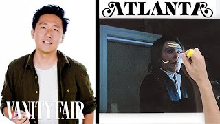Atlanta's Director Hiro Murai Breaks Down Season 2, Episode 6 | Notes on a Scene | Vanity Fair