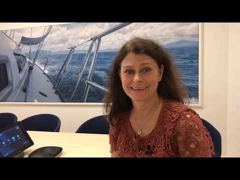 Träffa Annika Tegerot, kommersiell produktägare på Hogia