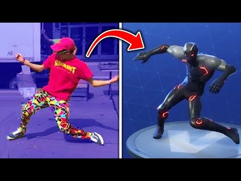 Top 10 Fortnite Dances IN REAL LIFE! (Fortnite Battle Royale Season 4)