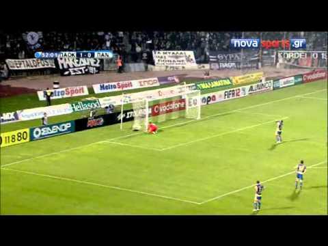 ΠΑΟΚ - ΠΑΝΑΙΤΩΛΙΚΟΣ 3-0 (2011-12)