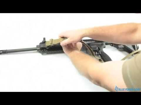 How to Attach a Rail Mounted Fixed Loop (RMFL) to a HK M27
