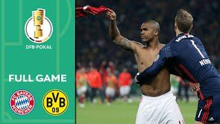 Douglas Costa secures title! FC Bayern Munich vs. Borussia Dortmund 4-3 Pen   DFB-Pokal Final 2016