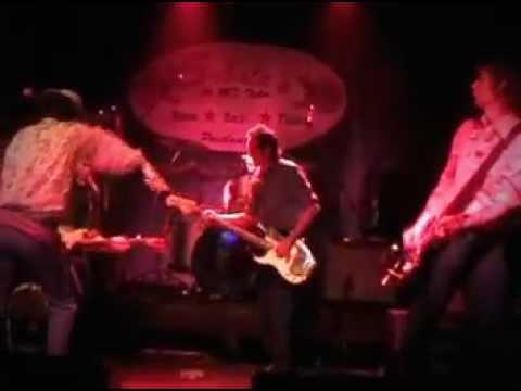 Champagne Cowboys - Long Legged Lisa (Silverhead Cover)