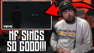 RAPPER REACTS to NF - PRIDEFUL (Audio)
