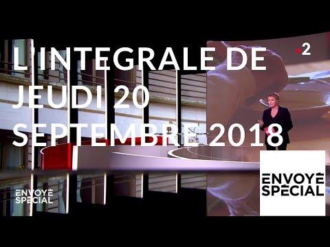 nouvel ordre mondial | Envoyé spécial du 20 septembre 2018 (France 2)