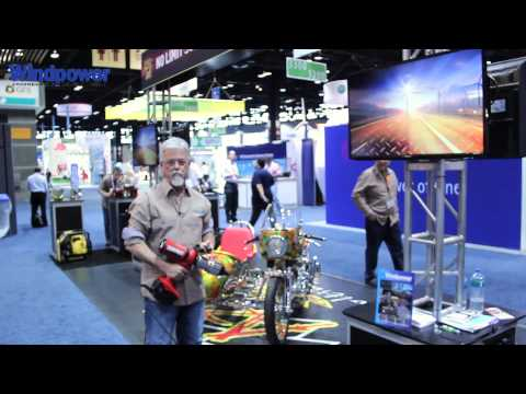 AWEA 2013: Aztec Bolting