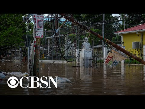 Climate change fueling migration from Central America