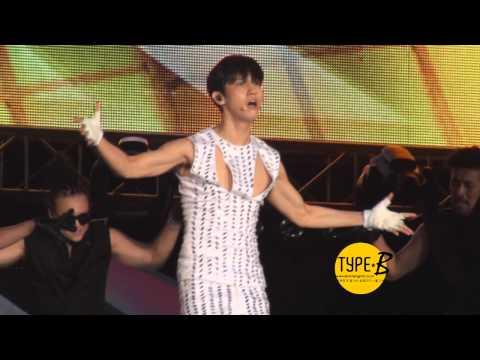 120818 SMTOWN LIVE '12 in Seoul- 오빠에게 빠져! 오빠에게 미쳐! I got you♡♡♡