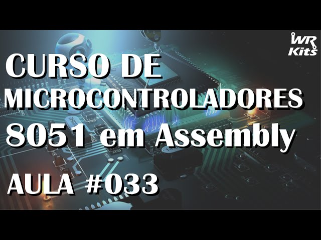 DISPLAY 7 SEGMENTOS | Assembly para 8051 #033