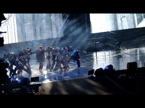 181014 H.O.T. - 투지(Get It Up!), Outside Castle, 열맞춰!(Line Up!), 아이야!(I Yah!)