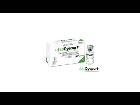Buy DYSPORT Online at BEAUTY VIALS
