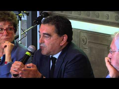 Il presidente di Sistema Gioco Italia Passamonti al convegno di Firenze sul gioco