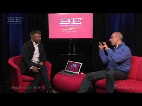 Why Social Media is Good for Business and Review of Periscope - Mark Shaw on Be Entrepreneur TV