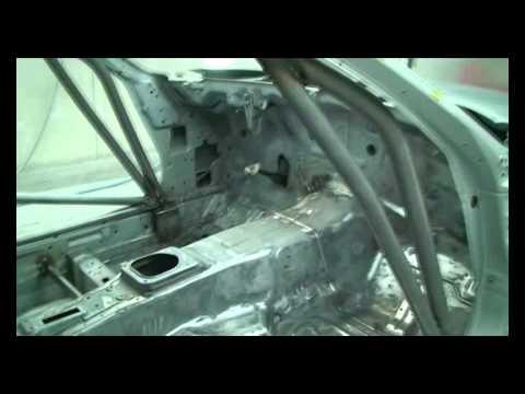 Ralley racecar 2009
