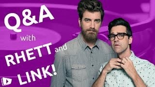 Rhett and Link Answer Your Questions at VidCon London!