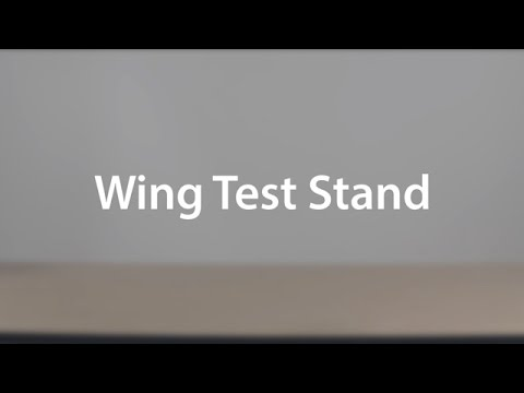 Wing Test Stand