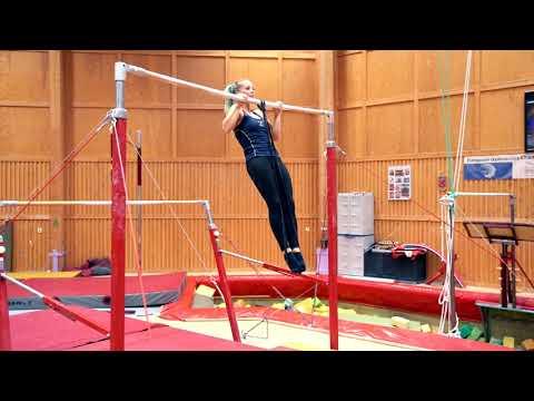 Gymnastiskt Basträningsprogram 12 Chins