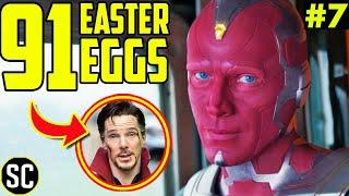 WandaVision Episode 7: Every Easter Egg + Full BREAKDOWN