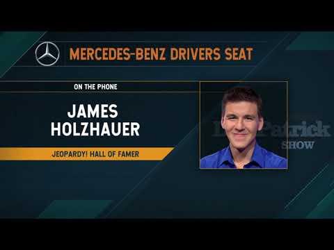 James Holzhauer Talks End of His Jeopardy! Winning Streak w/Dan Patrick   Full Interview   6/4/19