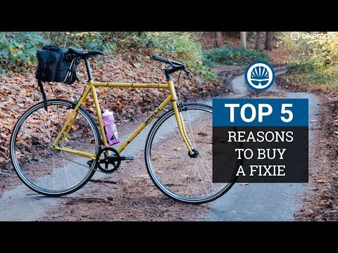 Top 5   Reasons You NEED a Fixie in Your Life (It's Not The Ones You Think)