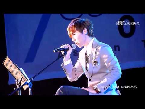 唐禹哲 - Make you feel my love &  A thousand years