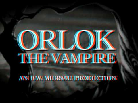 Orlok The Vampire in 3D: Sneak Peek (Red/Cyan 3D Glasses required)