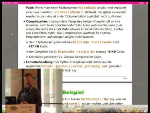 Image from boost.python - die Nabelschnur zu Python