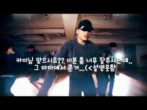 엑소 몬스터(EXO-MONSTER) 안무영상 리액션 부제:타팬이본 엑소 몬스터