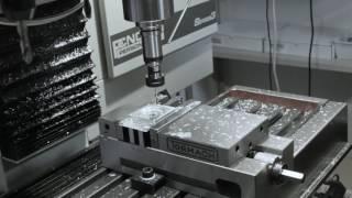 AXIOM Beta Skeleton Enclosure CNC Milling