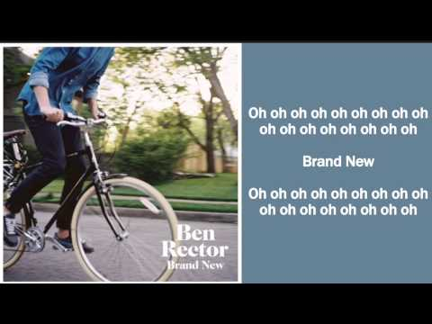 Brand New Lyrics - Ben Rector