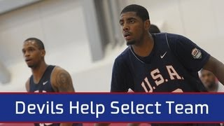 Blue Devils Help U.S. Select Team