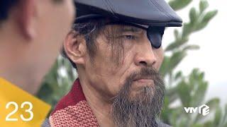 """Người Phán Xử - Tập 23 Full Lương Bổng bị """"phục kích"""" trong đêm, Hùng Cá Rô bị truy sát"""