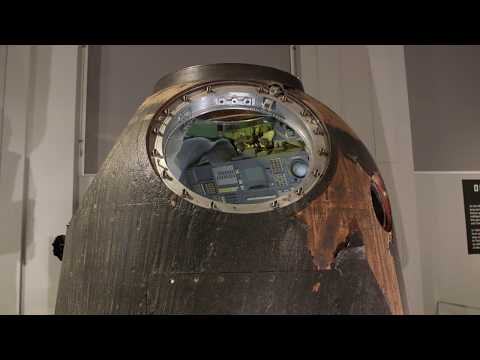 Tour of Cosmonauts: Birth of the Space Age part 5